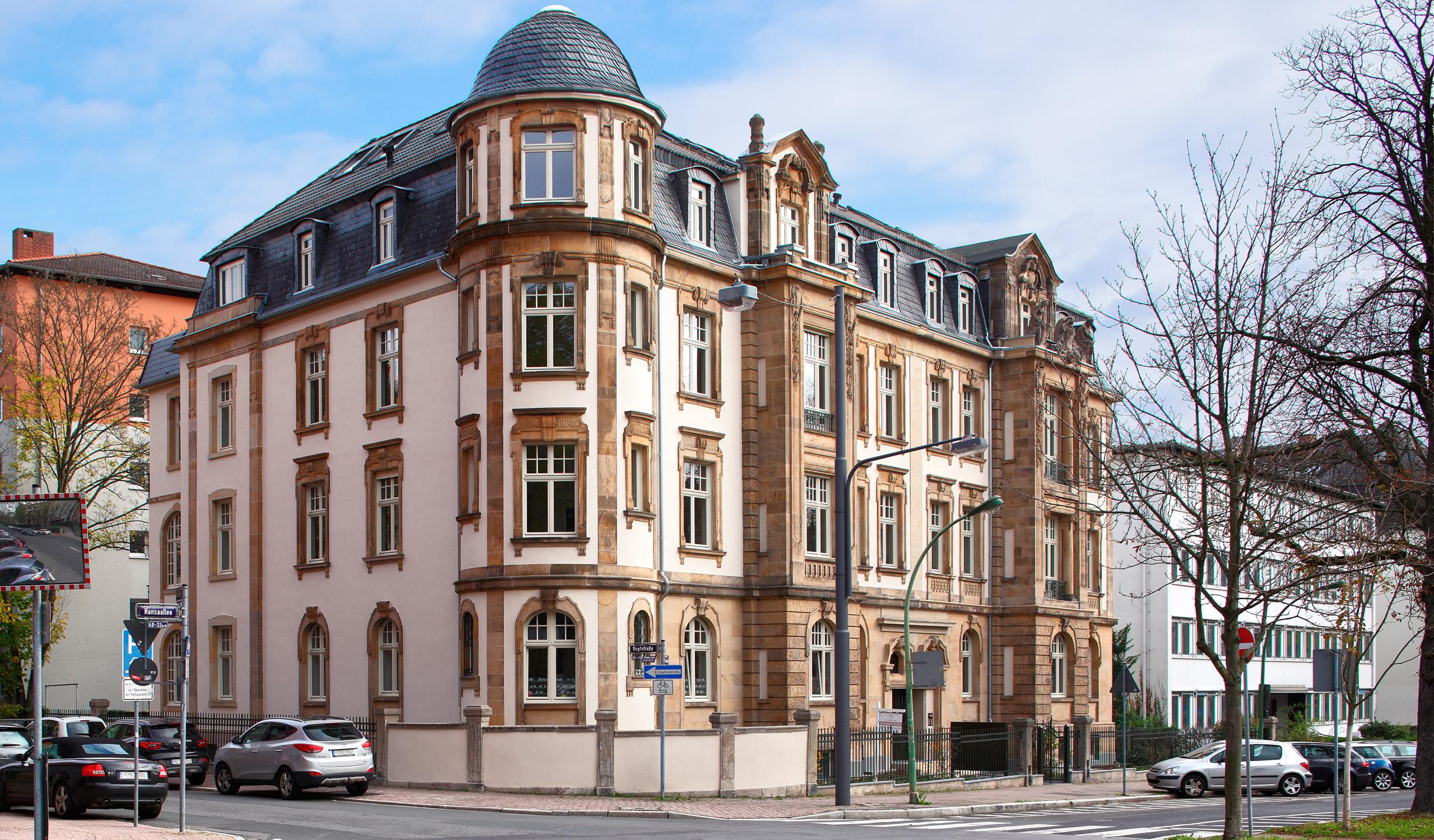 Architekturb ro klein kletti - Architekturburo frankfurt ...