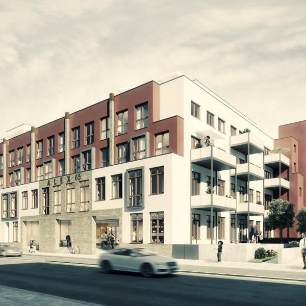 Alexanderstraße 65, Frankfurt